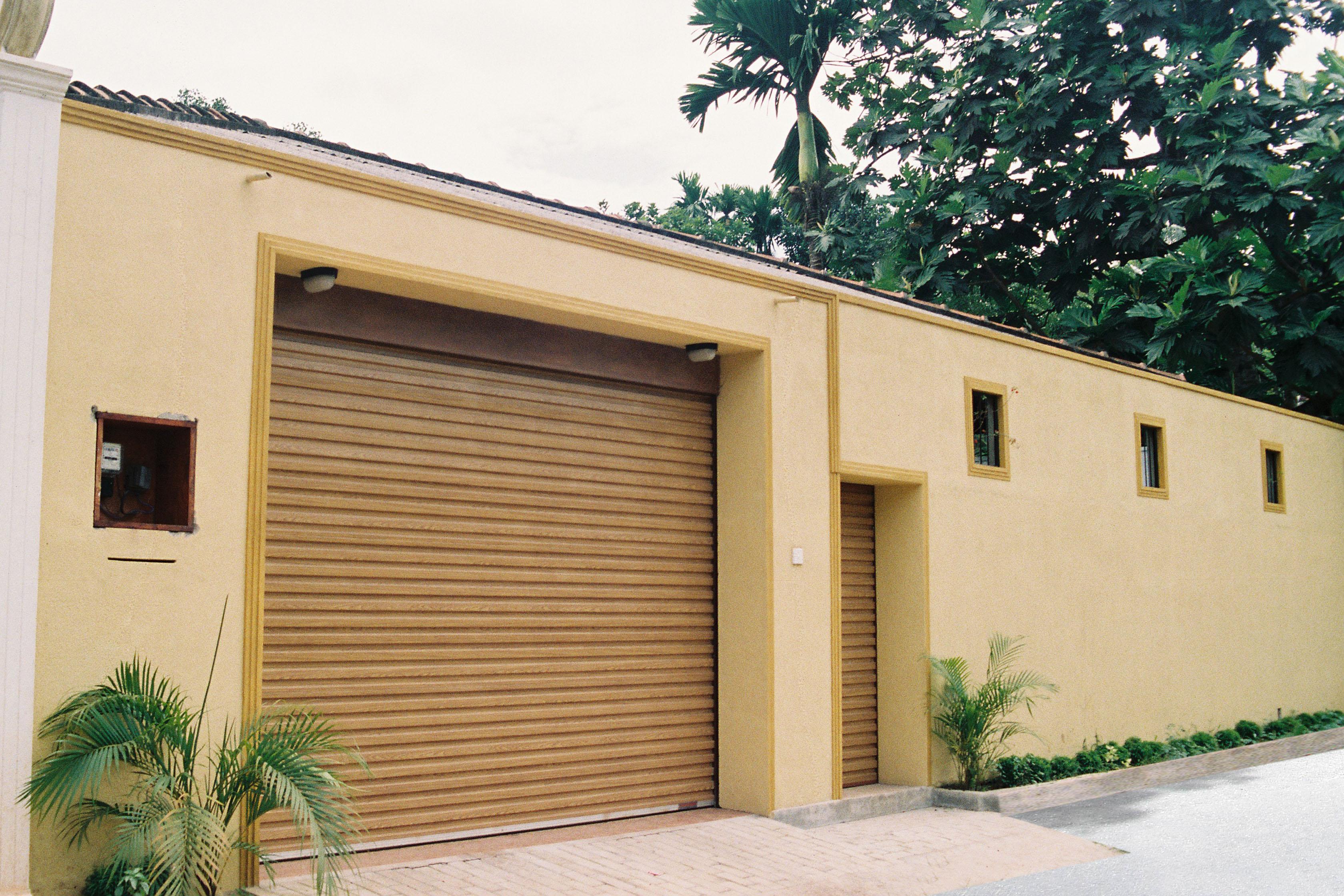 Roller Doors Three Sinha